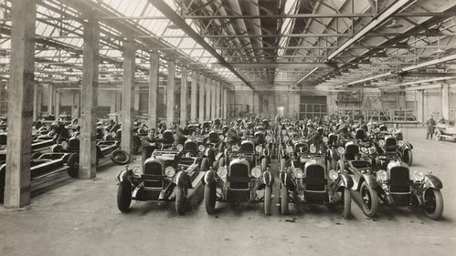 31,000 employees & 400 cars produced per day
