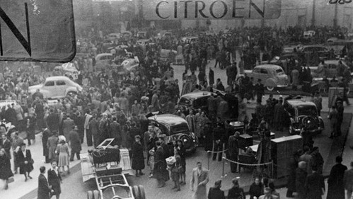 Launch of Citroën B11 & B15