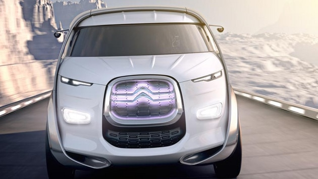 Citroën Tubik concept car - Styling with a nod to history...