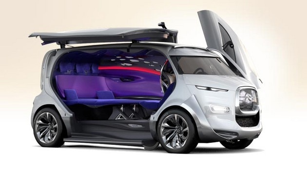 Citroën Tubik concept car - … Open to the world