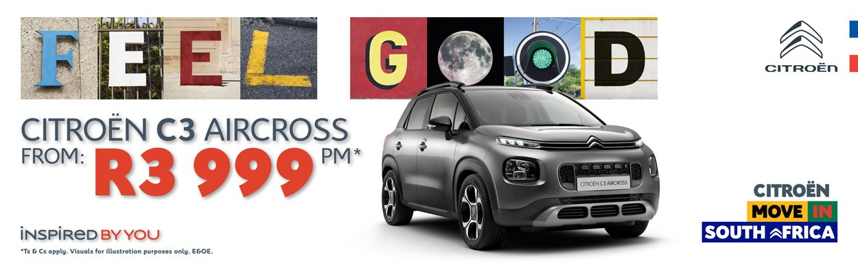 Citroen C3 Aircross Feel Good