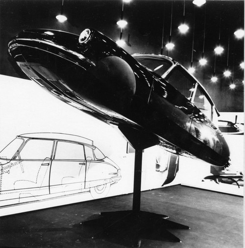 Citroën DS car body
