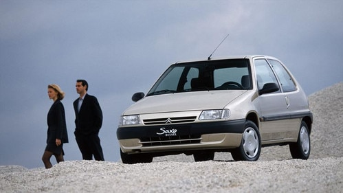 100,000 Saxo vehicles built in eight months
