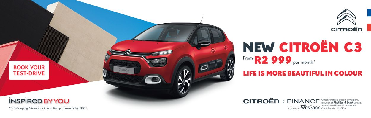New Citroën C3 Financial Offers
