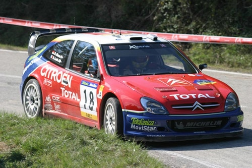 Citroën is World Rally Champion