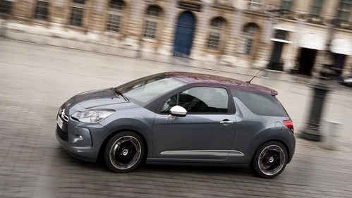 Citroën DS3 reveal