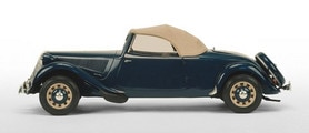 Citroën Conservatoire - Pre-war vehicles
