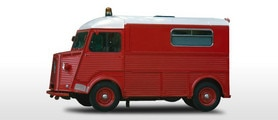 Citroën Conservatoire - Commercial vehicles