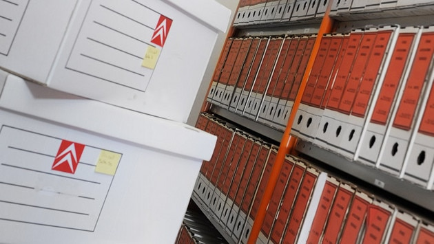 Citroën Conservatoire - Documentary archives