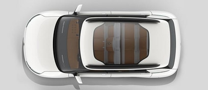 Citroën Cactus concept car - Glazed panoramic roof