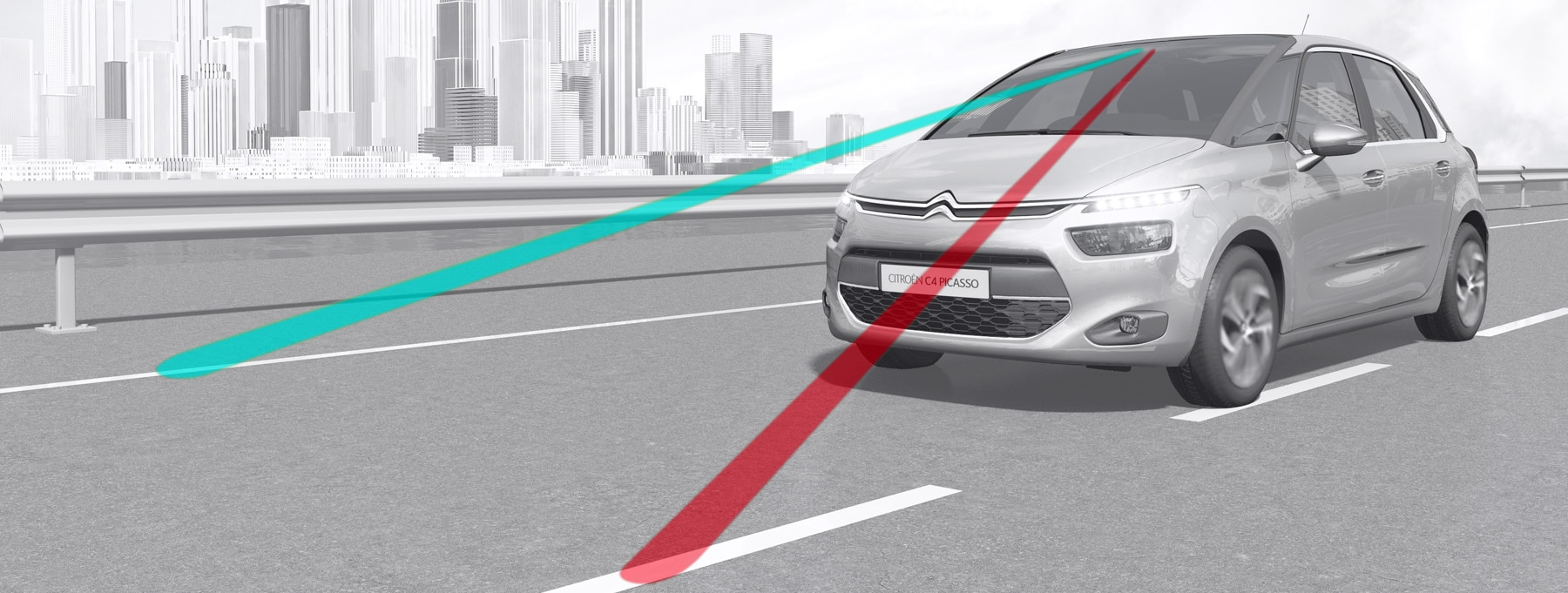 Safety - Video lane departure warning system