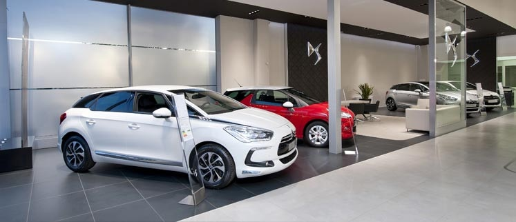 Warranty on new Citroën vehicles