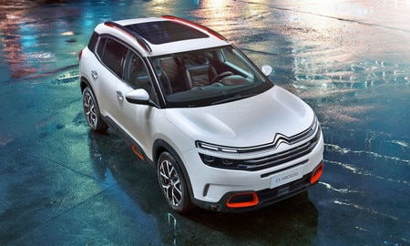 Citroën officially relaunches in SA